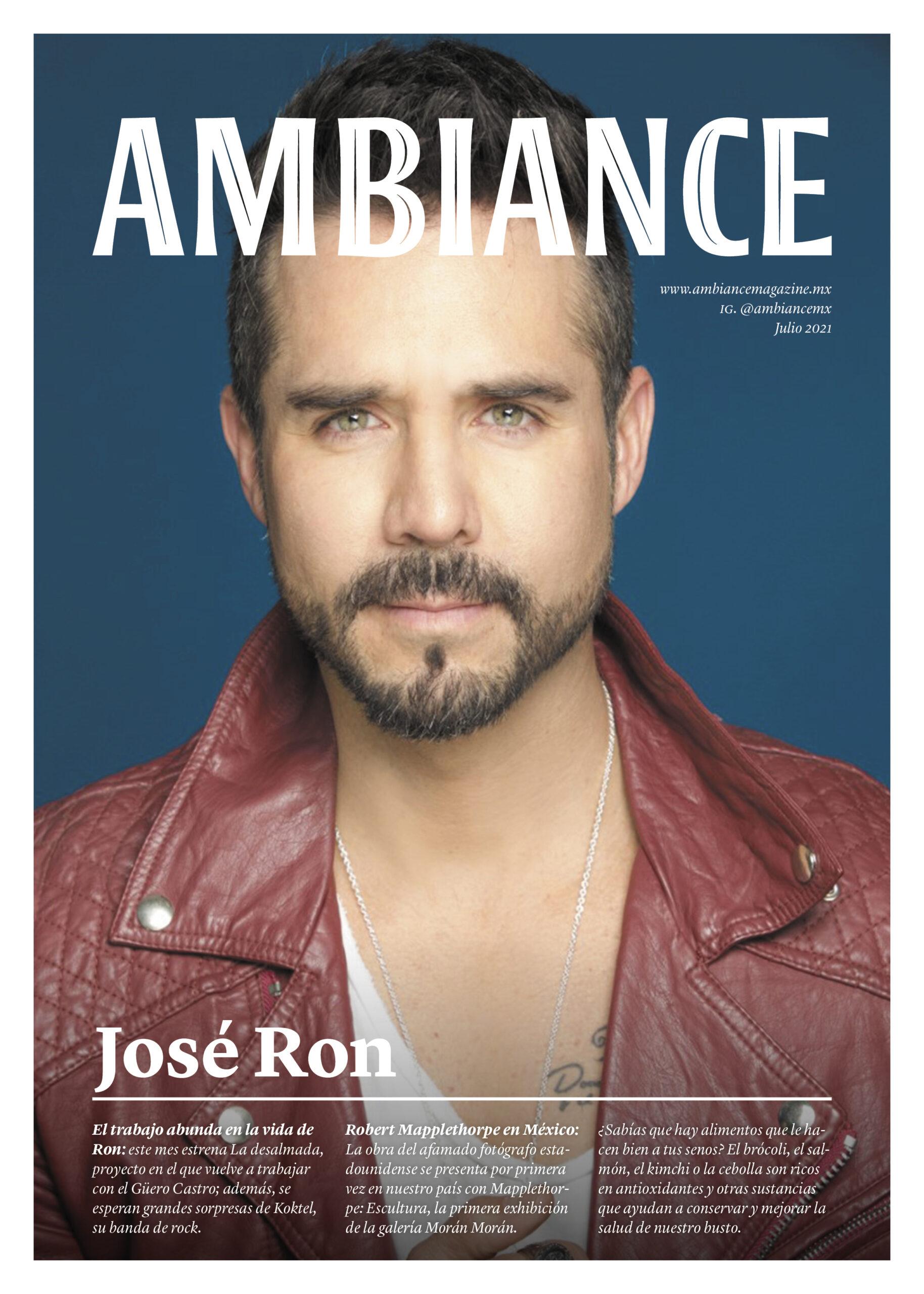 Jose Ron ambiance julio 2021